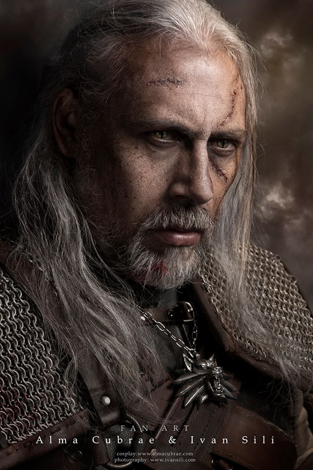 Few cosplay pictures of Geralt of Rivia  | Forums - CD