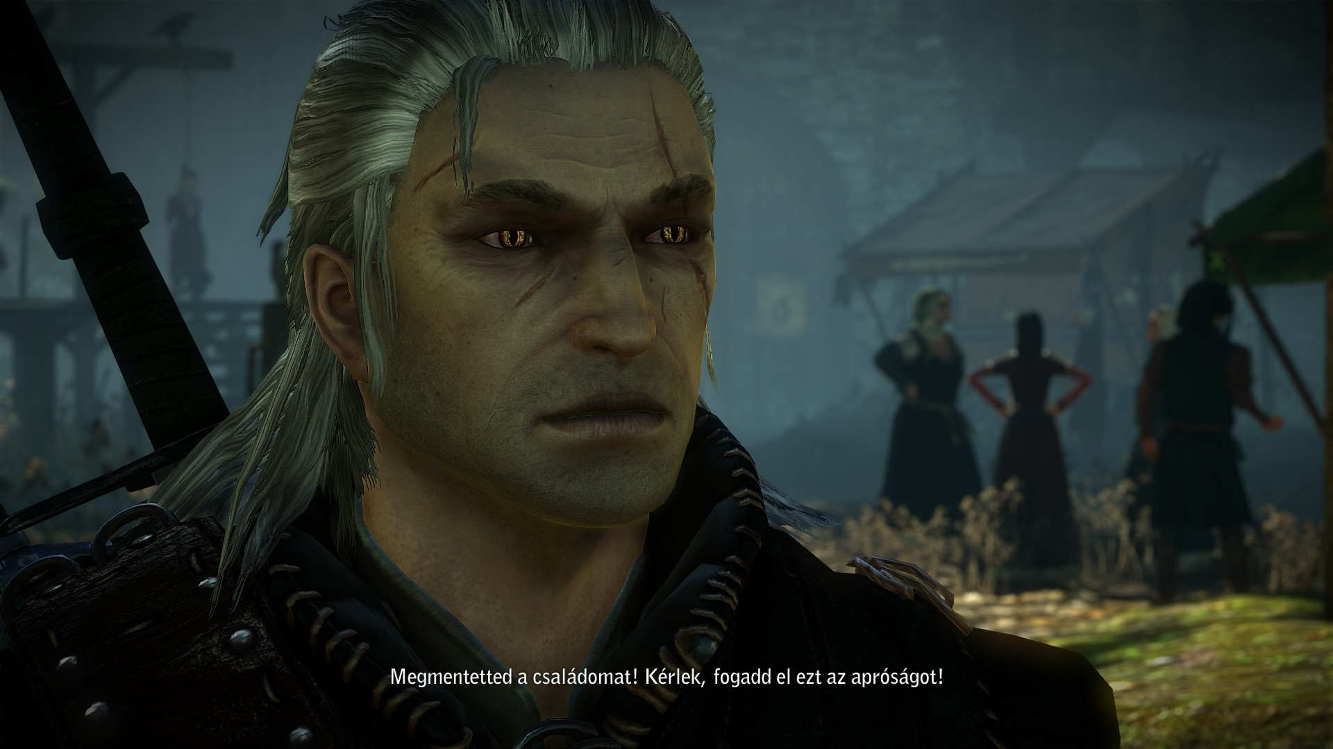 Geralt Face Bugfix Mod | Forums - CD PROJEKT RED