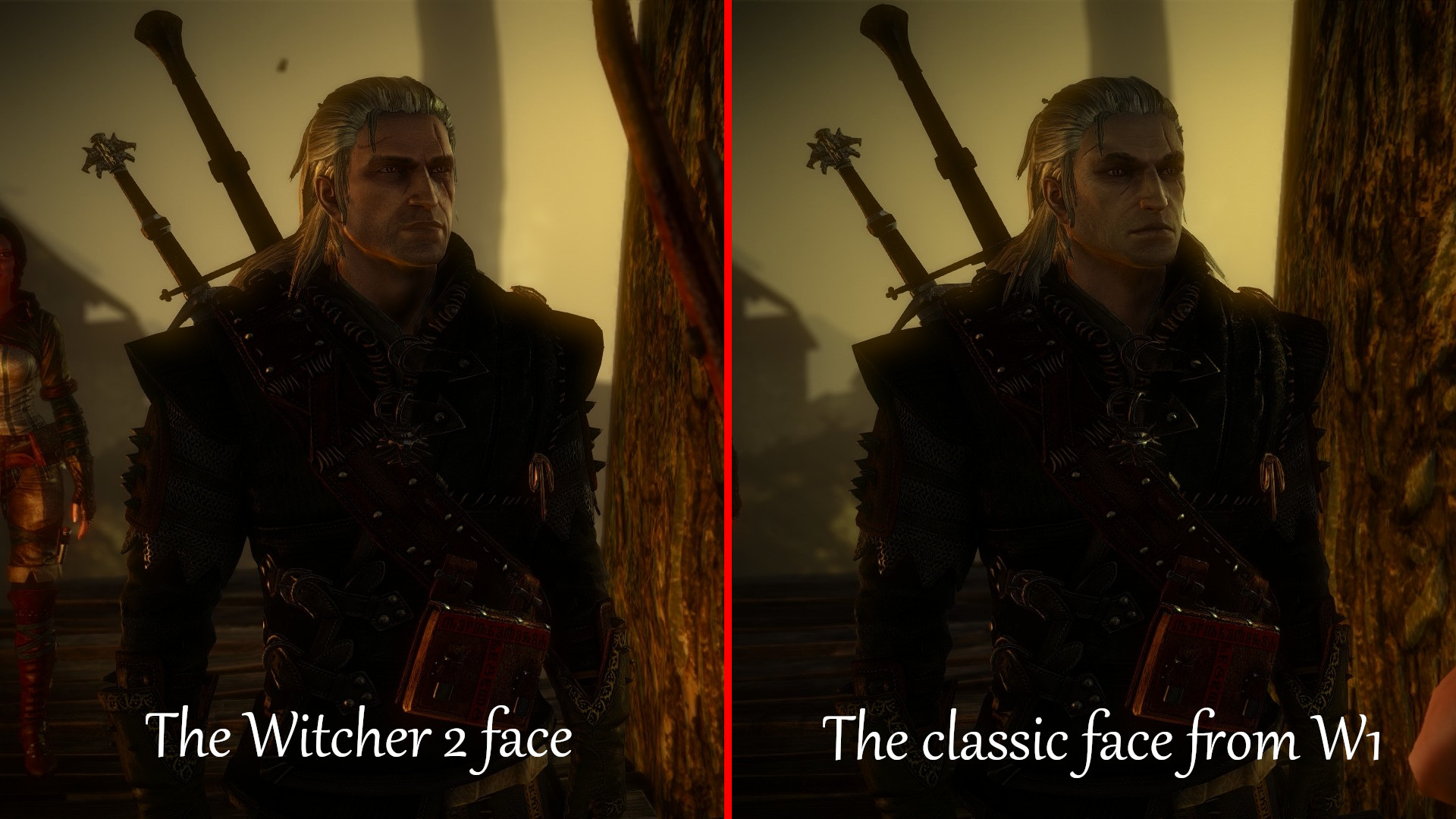 The Original Geralt Of Rivia Mod For The Witcher 2 Forums