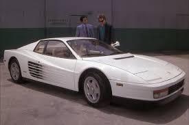 Old School: The Ferraris of TV's Miami Vice - www.carsales.com.au