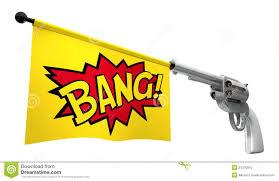 Pistol Bang Stock Illustrations – 530 Pistol Bang Stock ...