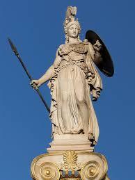 Greek Goddess Athena: The Goddess of Wisdom and War