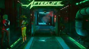 As an Afterlife Merc in Cyberpunk 2077 you can work for gangs, but not join  them | Shacknews