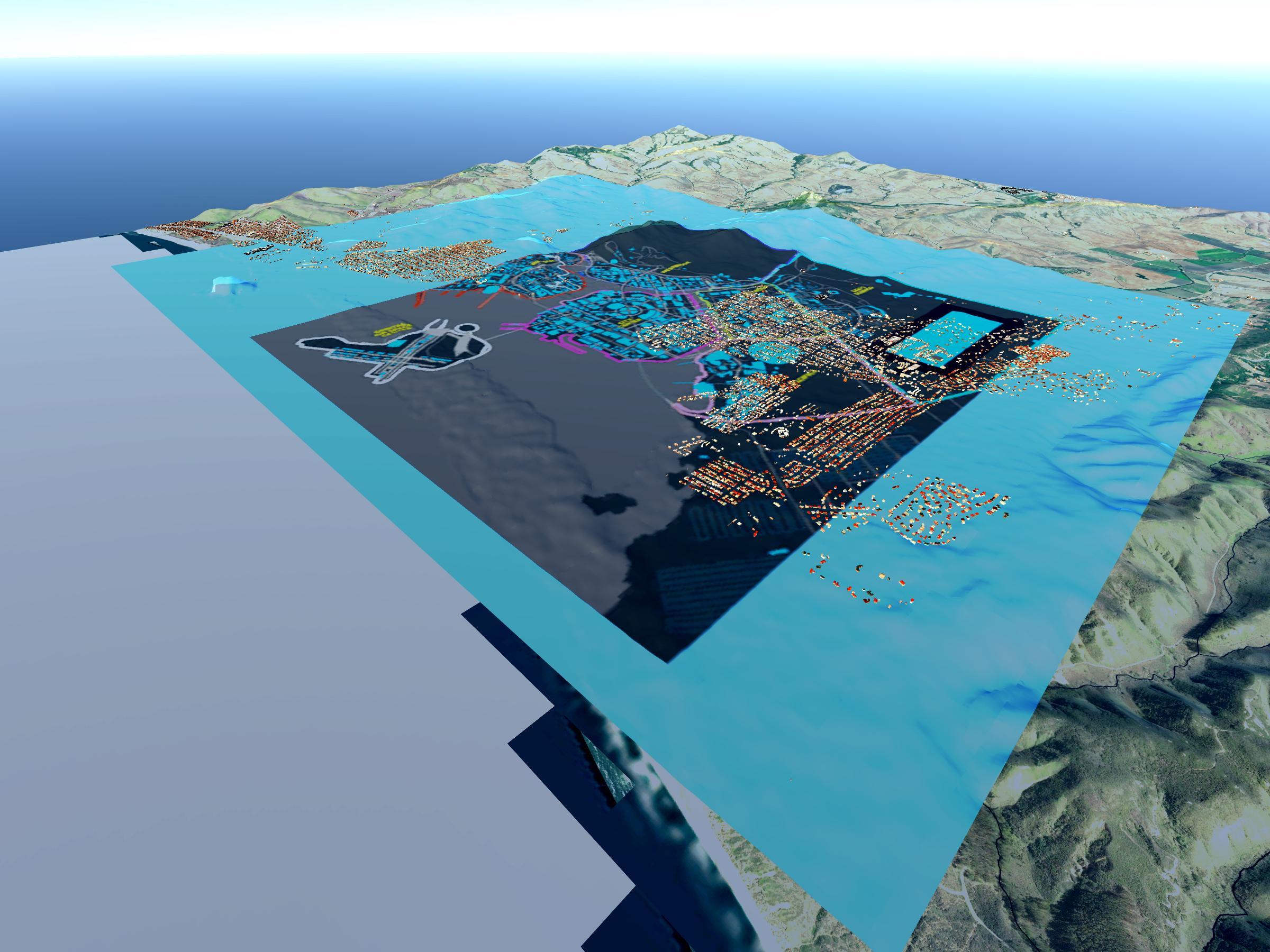 9. Morro Bay Night City 3D Snapshot  Blue Area (Velen+Novigrad).jpg