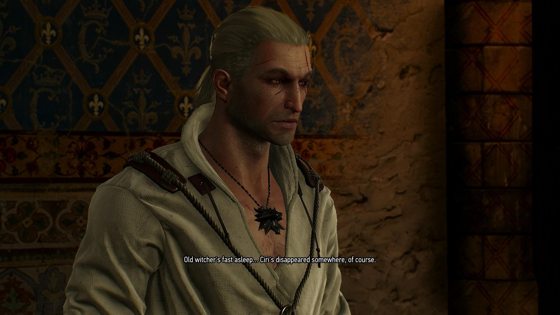 The Original Geralt Of Rivia Mod Forums Cd Projekt Red