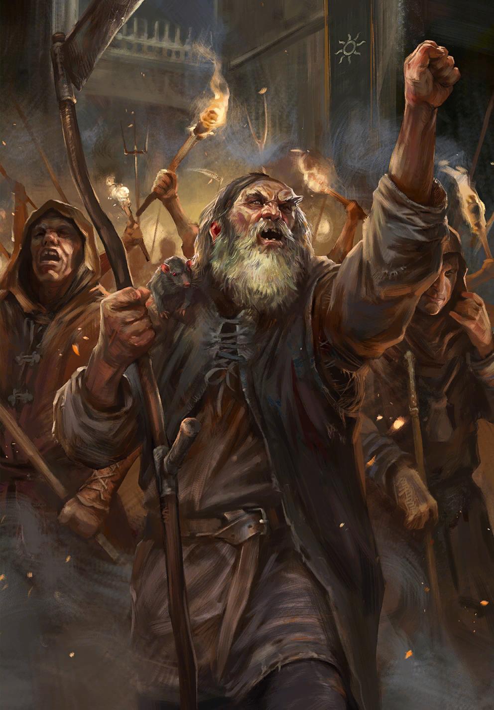Angry Mob by Oleksandr Kozachenko.jpg
