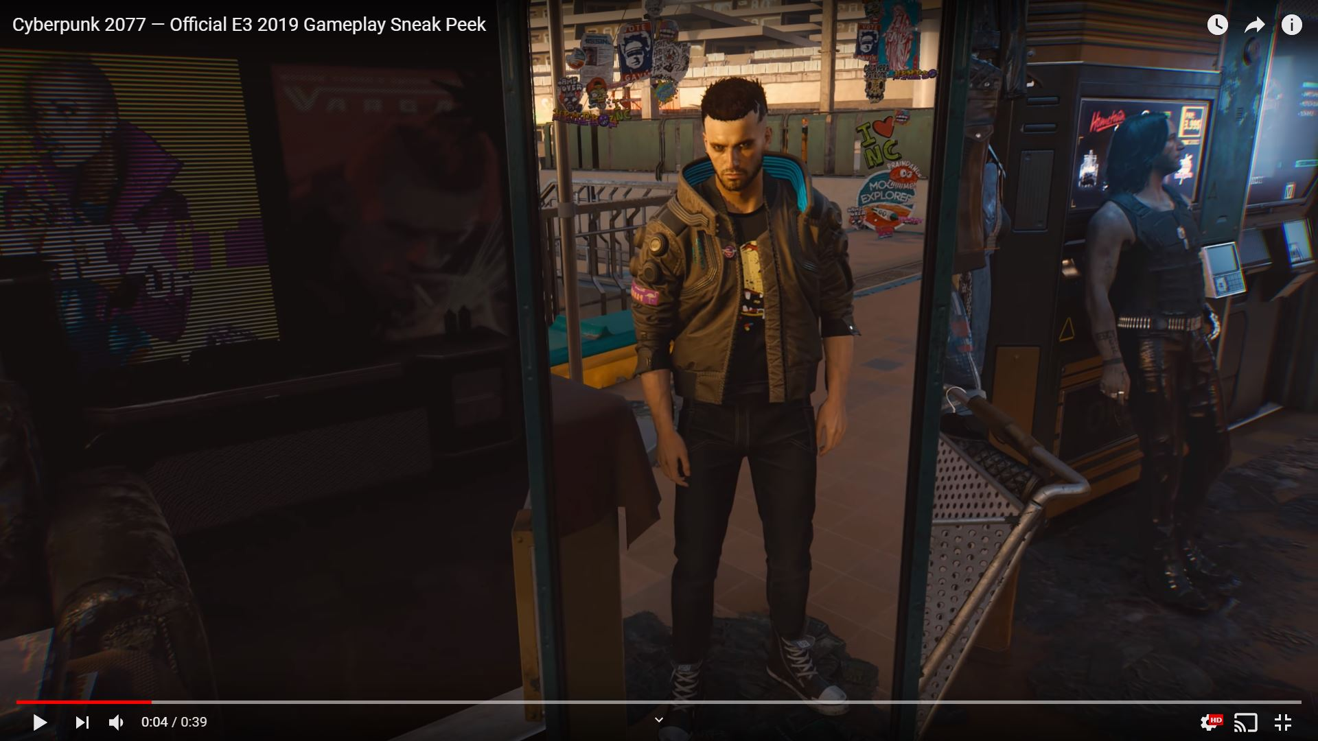 Image result for cyberpunk 2077 gameplay 2019