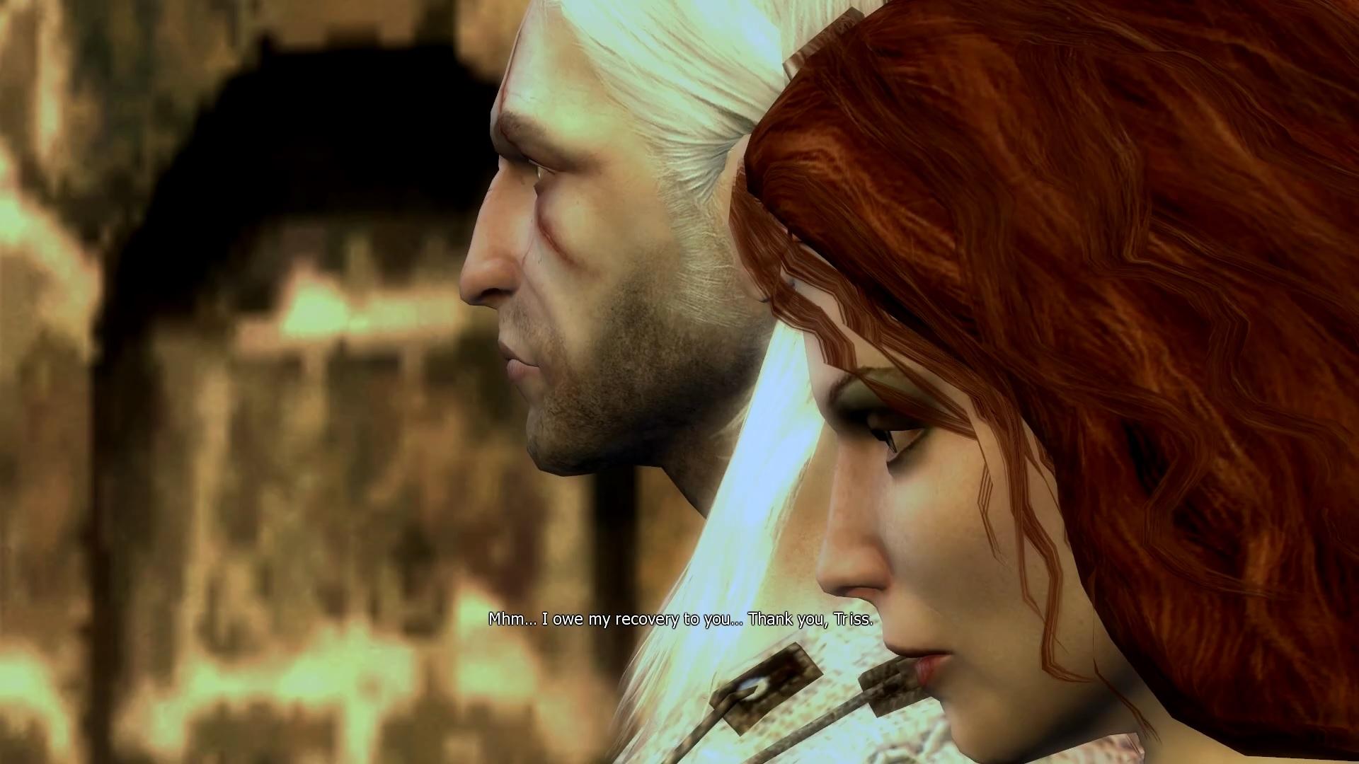 Geralt and Triss Witcher 1.jpg