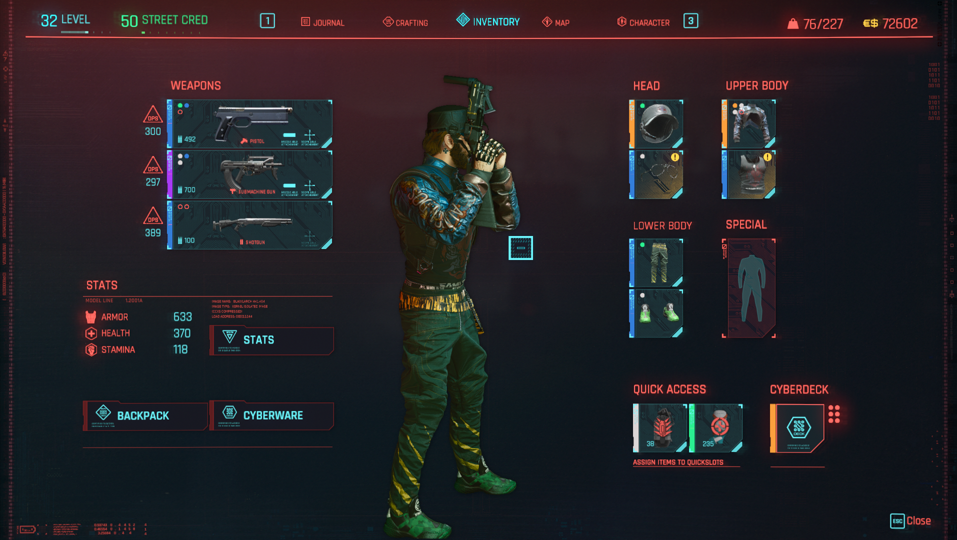 Inventory View AFTER Accessories Have Been Added.png