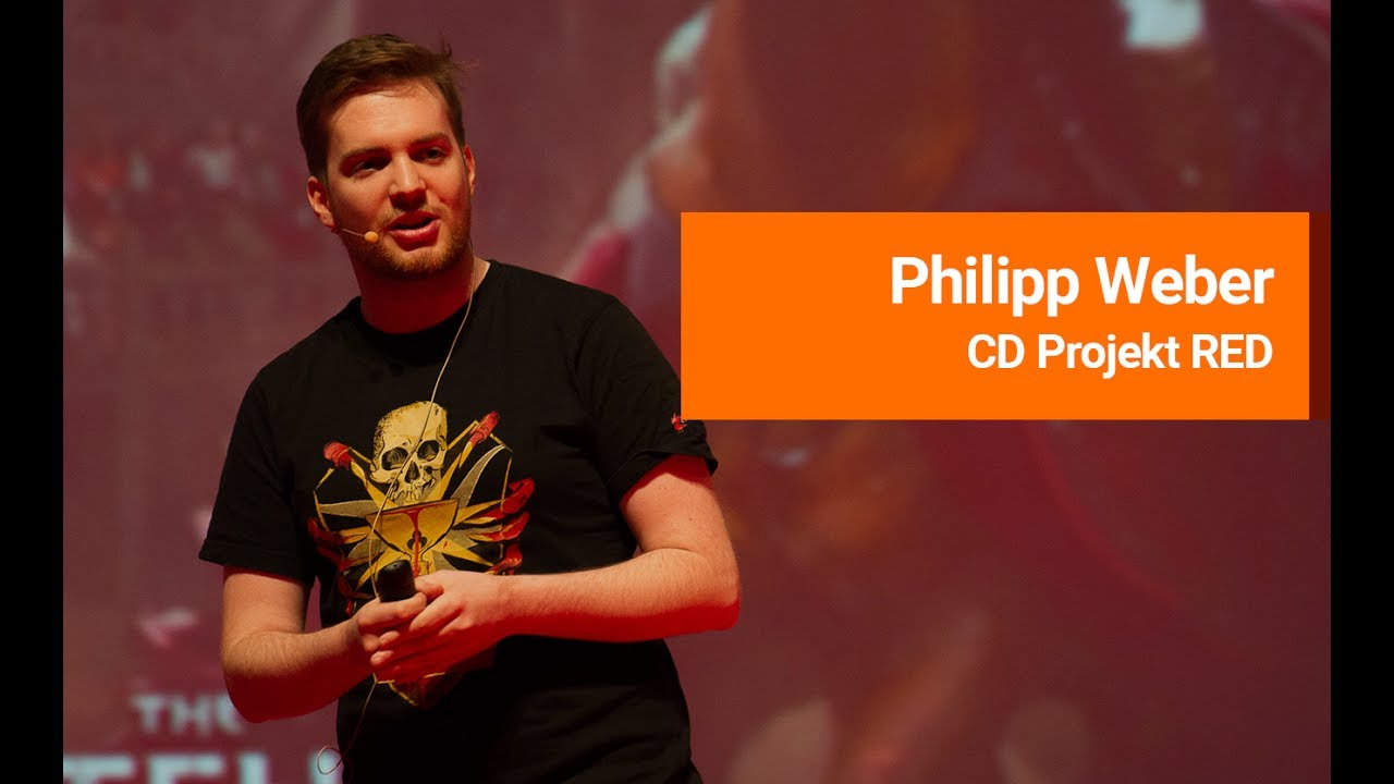 Philipp Weber: Quest-Design-Koordinator CD Projekt Red