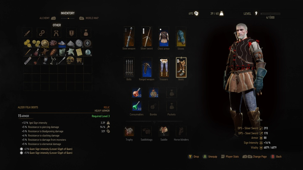 Worst looking armor you've found? | Forums - CD PROJEKT RED