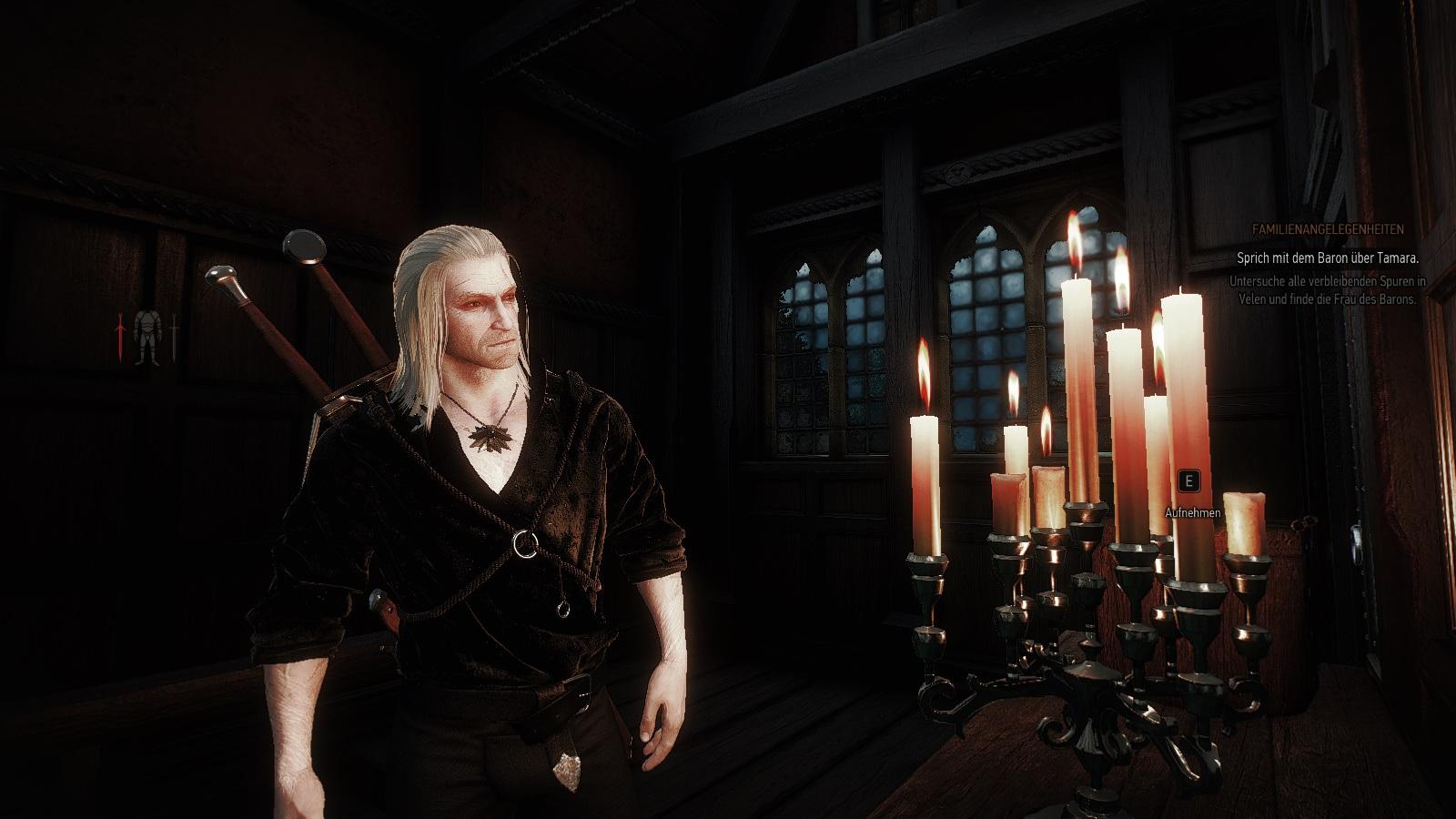 3 finde frau des the velen die barons witcher The Witcher