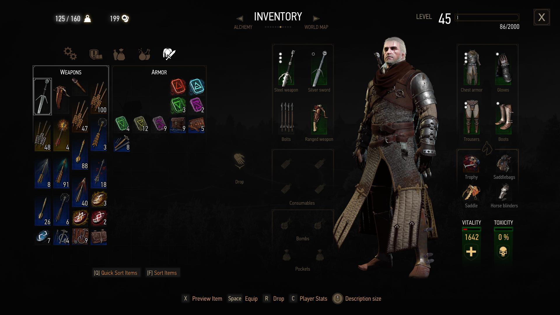 color of armor changes cd projekt red forums