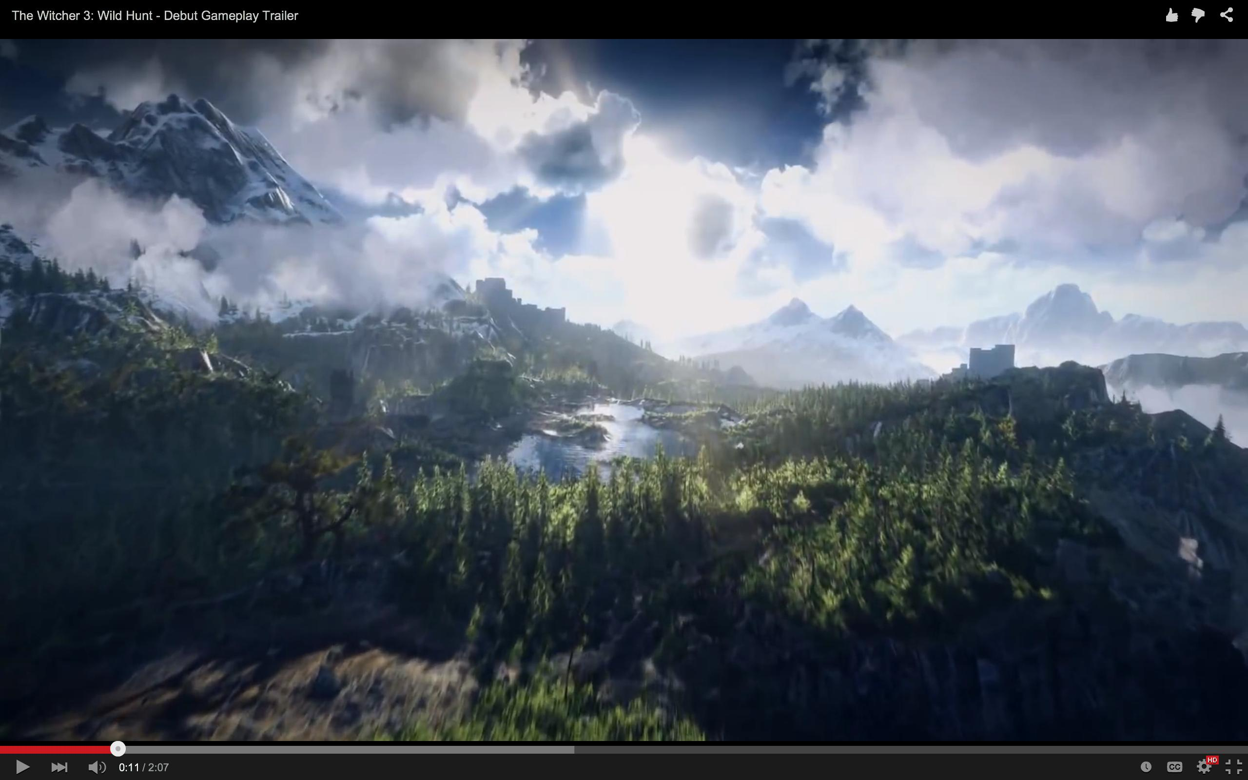 The Witcher 3 - Visuals   Page 50   Forums - CD PROJEKT RED